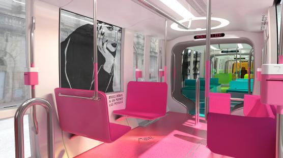 interior du train