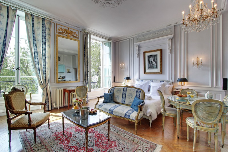 Living A Parisian Dream With Guest Apartment Services